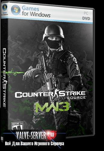Counter-strike: source v34 » скачать css v34 бесплатно: оригинал и.