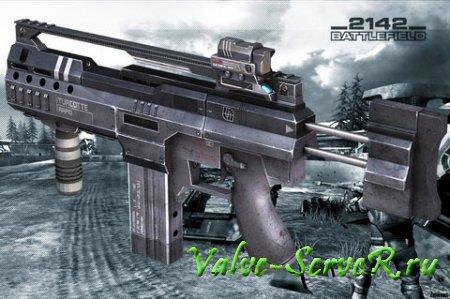 Скин оружия для MP5 - BF2142_Turcotte