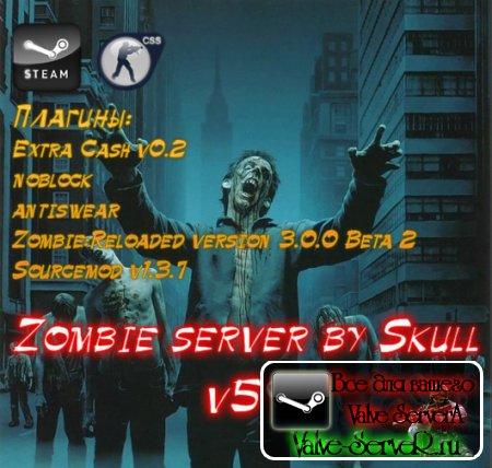Steam  Zombie server by Skull v59