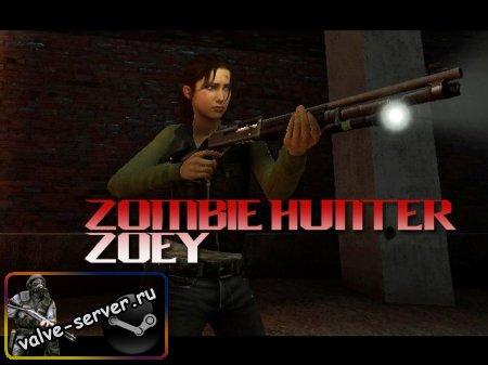 Zombie Hunter Zoey V1
