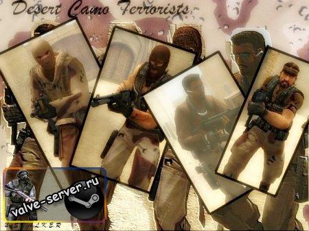 Desert Camo Terrorists