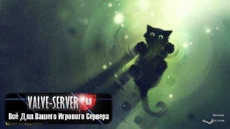 Фон меню Black Cat