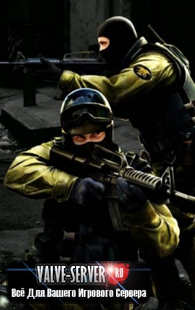 Counter-Strike: Source v34