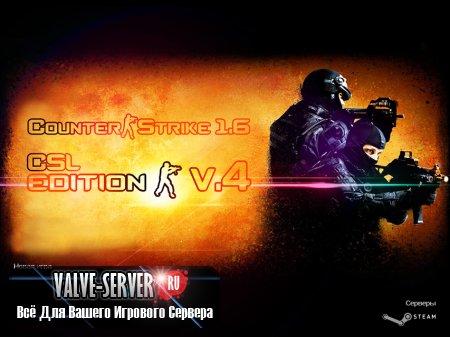 Counter-Strike 1.6 CSL Edition v.4 [2013-2014]