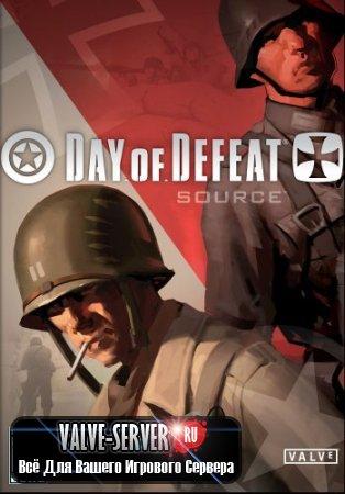 Day of Defeat: Source v2198641 + Автообновление (No-Steam) PC