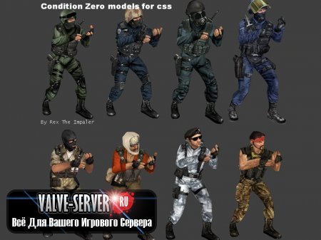 Condition Zero CT&T Pack
