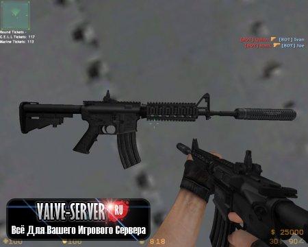 Colt M4A1 like CSO 2