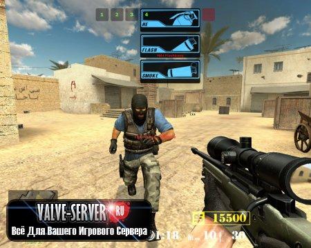 HD Mod Counter-Strike: Source v34